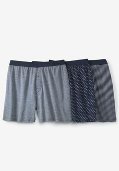 Cotton Boxer 3-Pack,
