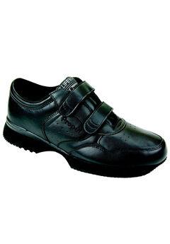 Propét® Lifewalker Strap Shoes, BLACK, hi-res
