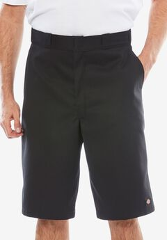 Multi Pocket Work Shorts by Dickies®, BLACK, hi-res