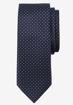 Extra Long Polka Dot Tie,