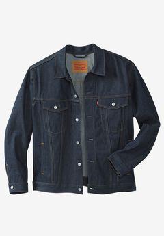 Denim Trucker Jacket by Levi's®, RIGID TWO, hi-res
