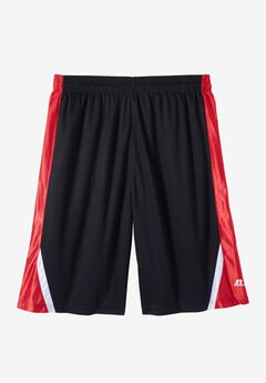 Color-Block Shorts by Russell Athletic®,