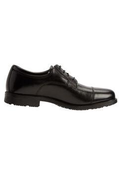 Rockport® Essential Details Waterproof Dress Shoe, BLACK, hi-res