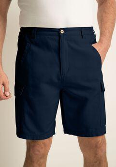 Cargo Shorts by KS Island™, NAVY, hi-res