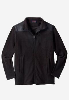 Explorer Fleece Full-Zip Jacket by Boulder Creek®,
