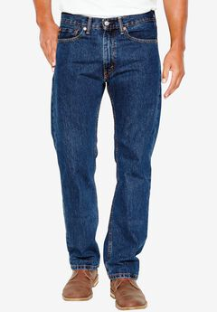 Levi's® 505™ Regular Jeans, DARK STONEWASH
