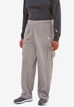 Cargo Fleece Tech Pants by KS Sport™,