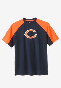 NFL® Pieced Ringer T-Shirt, BEARS