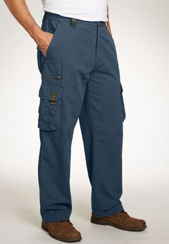 Ripstop Expedition Cargos by Boulder Creek®,