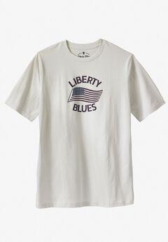 Varsity Tee by Liberty Blues®, LIBERTY