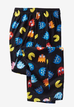 Novelty Pajama Pants, PAC-MAN