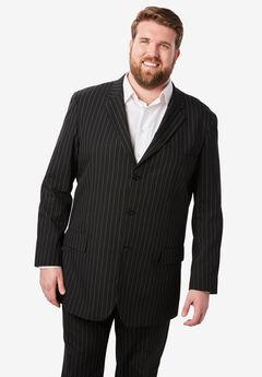 a857687e291 Easy Movement® Three-Button Jacket by KS Signature