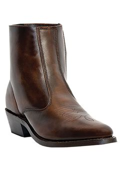Laredo 7' Leather Zip Western Boots,