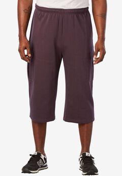 Fleece Judo Shorts,