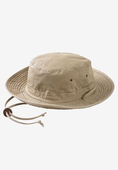 Canvas Aussie Hat,