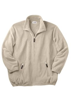 Explorer Fleece Zip Jacket,