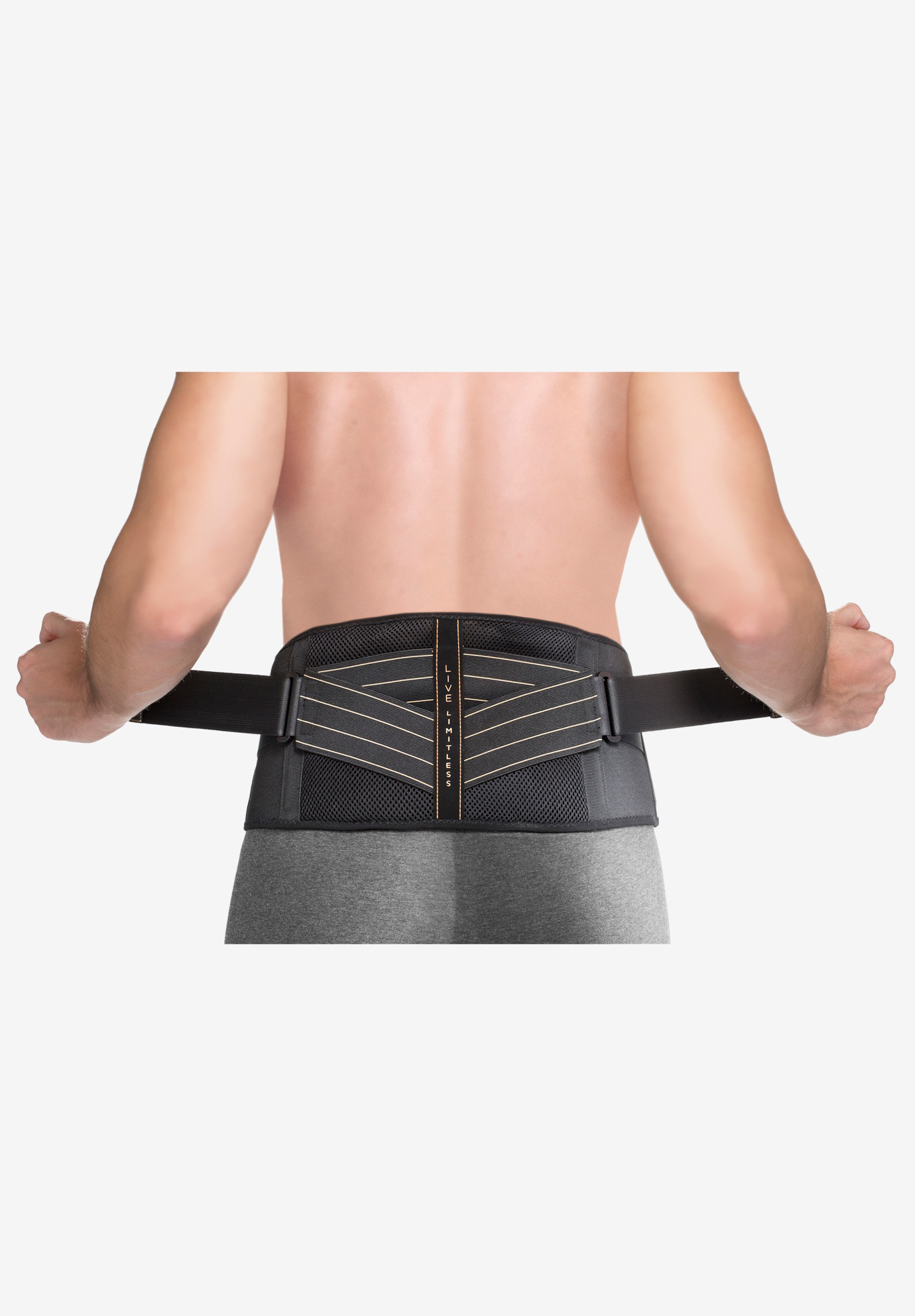 Back PRO Brace by Copper Fit™ | Plus Size Accessories ...