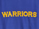 NBA® Legacy V-Neck Tee, WARRIORS, swatch