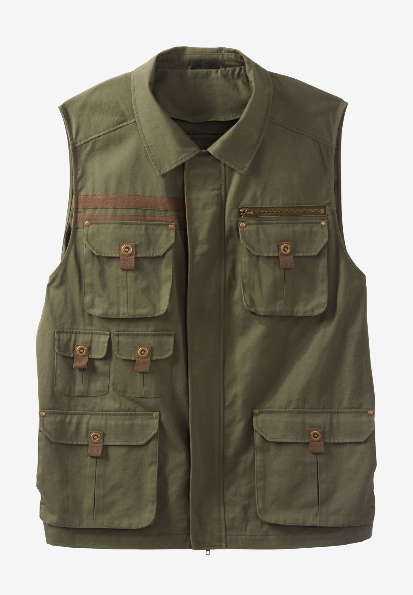 Multi-pocket Vest by Boulder Creek®,