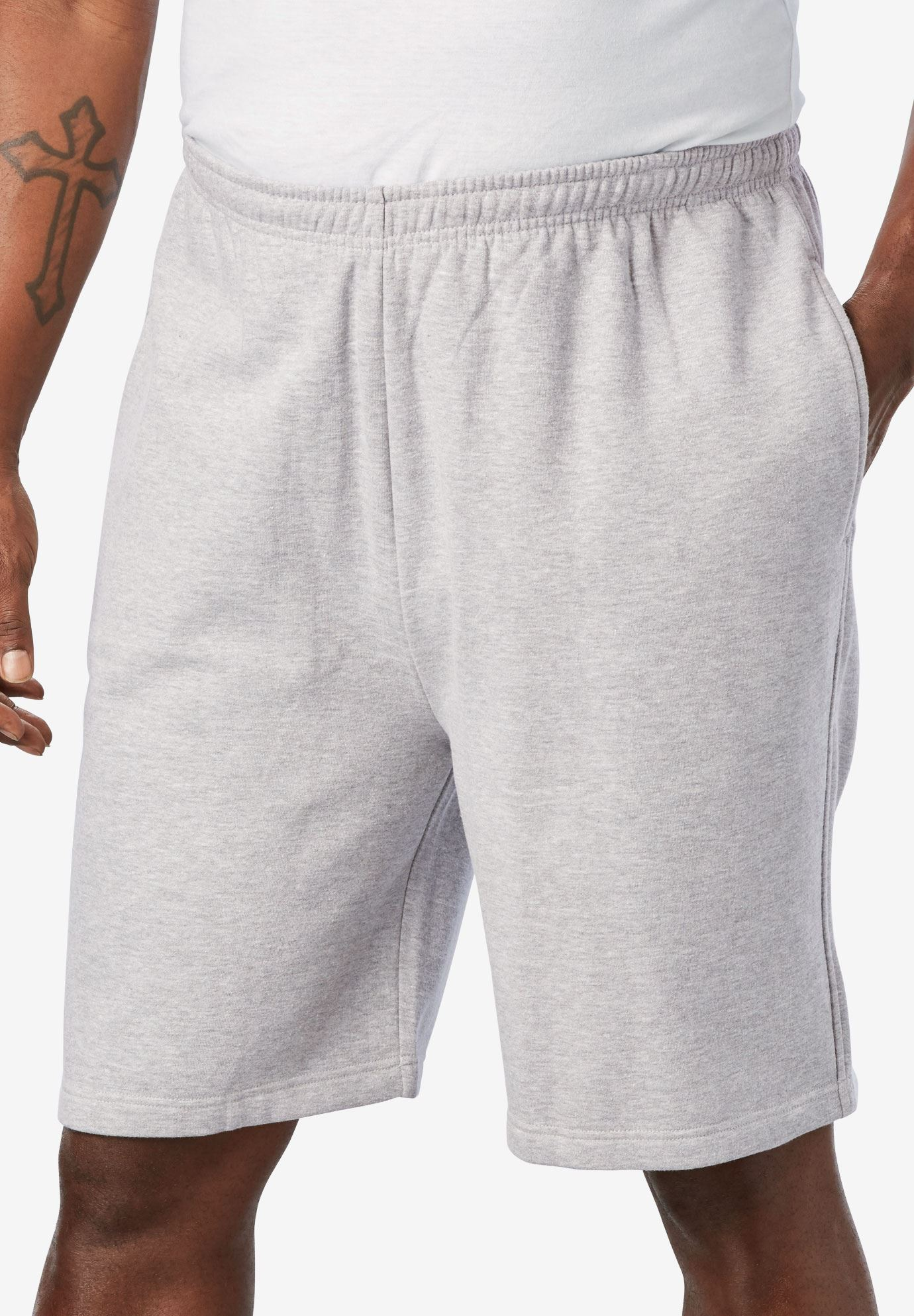 Fleece Comfort Shorts,