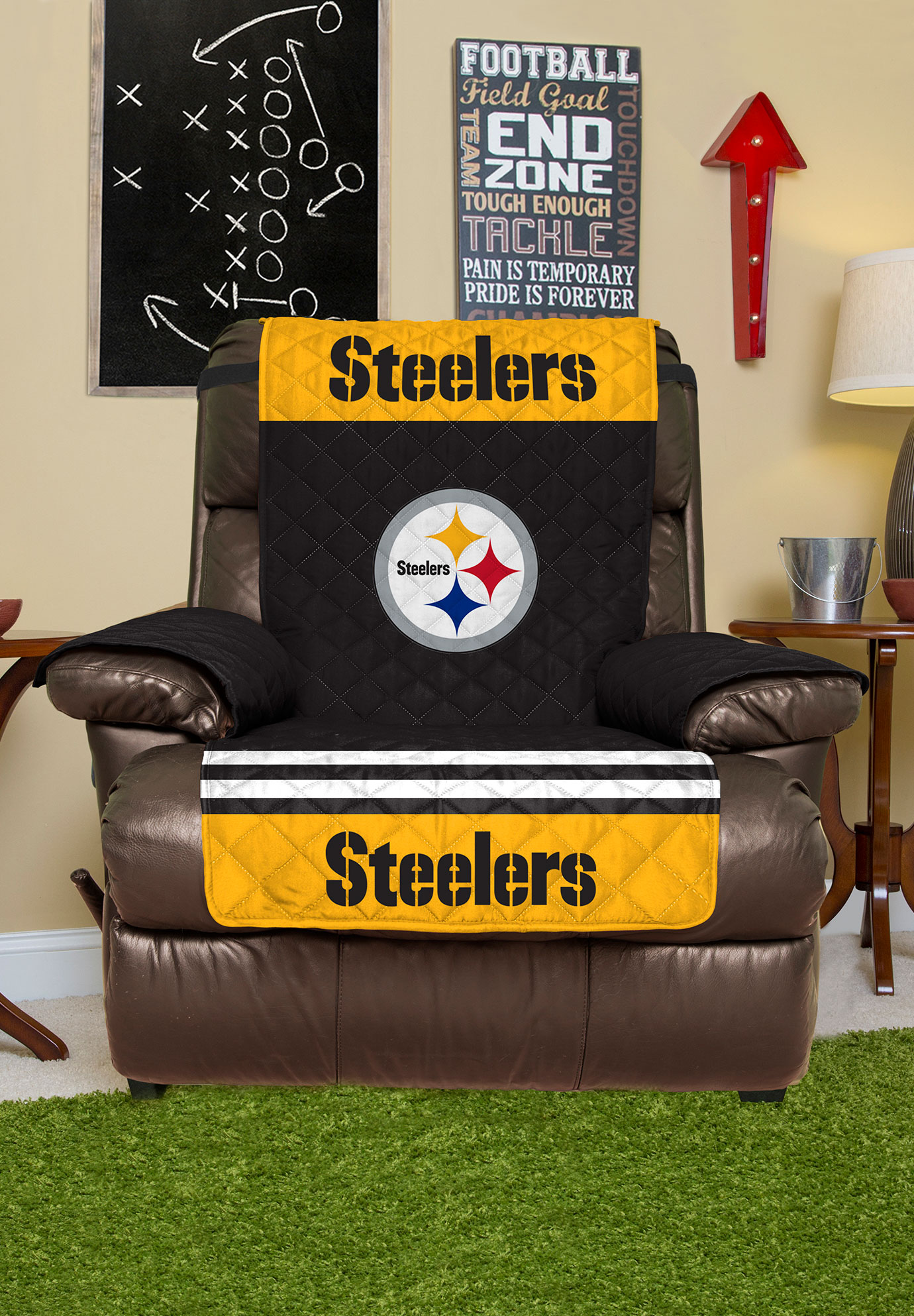 NFL® Chair Cover, STEELERS