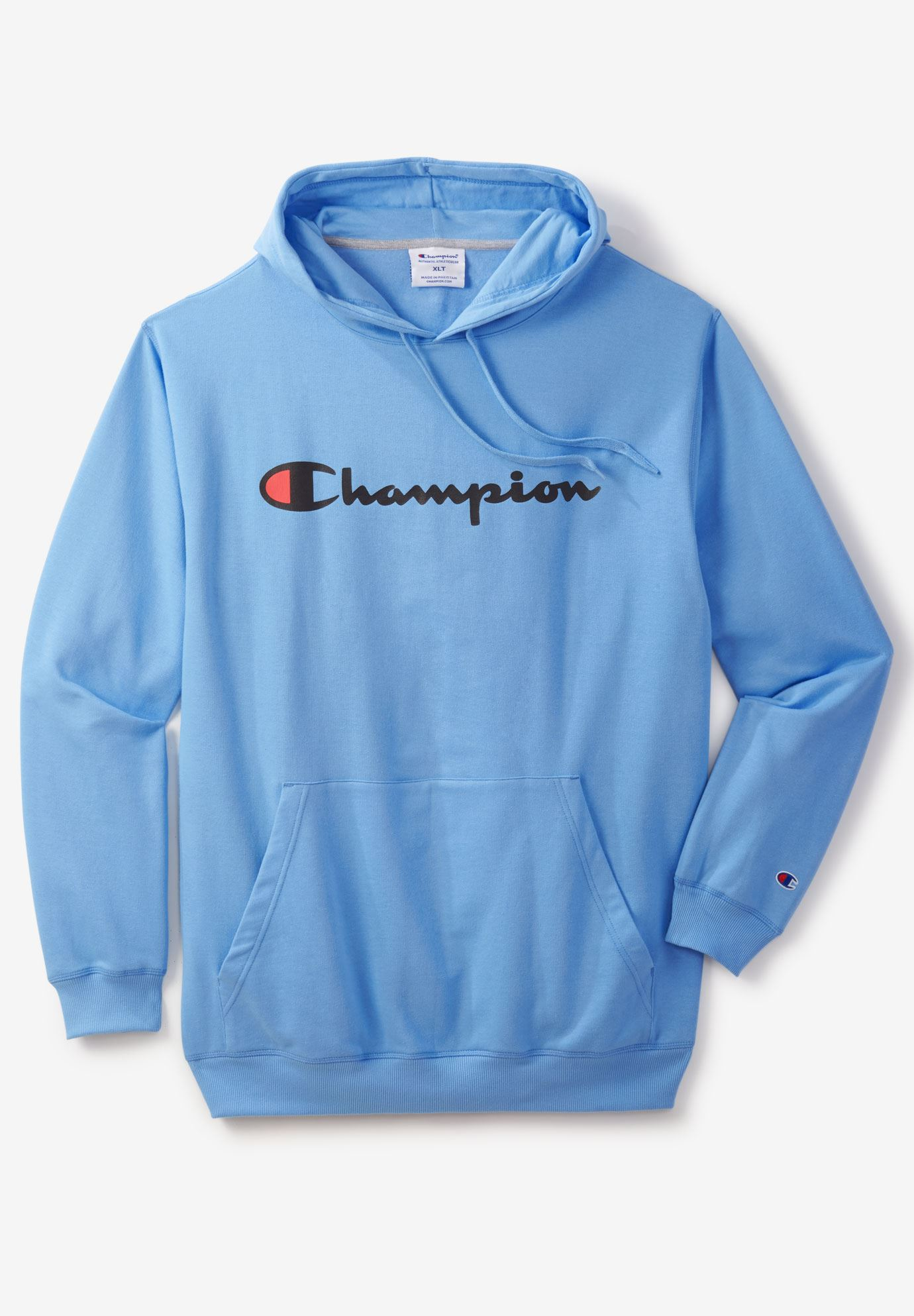 Champion® Embroidered Script Hoodie ,