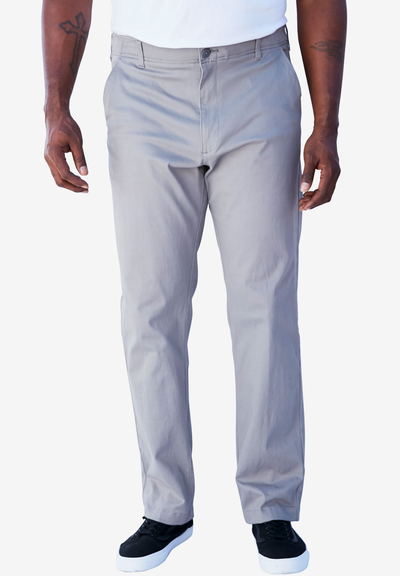 064d5737 Extreme Comfort Chino by Lee® | Plus Size All Pants | King Size