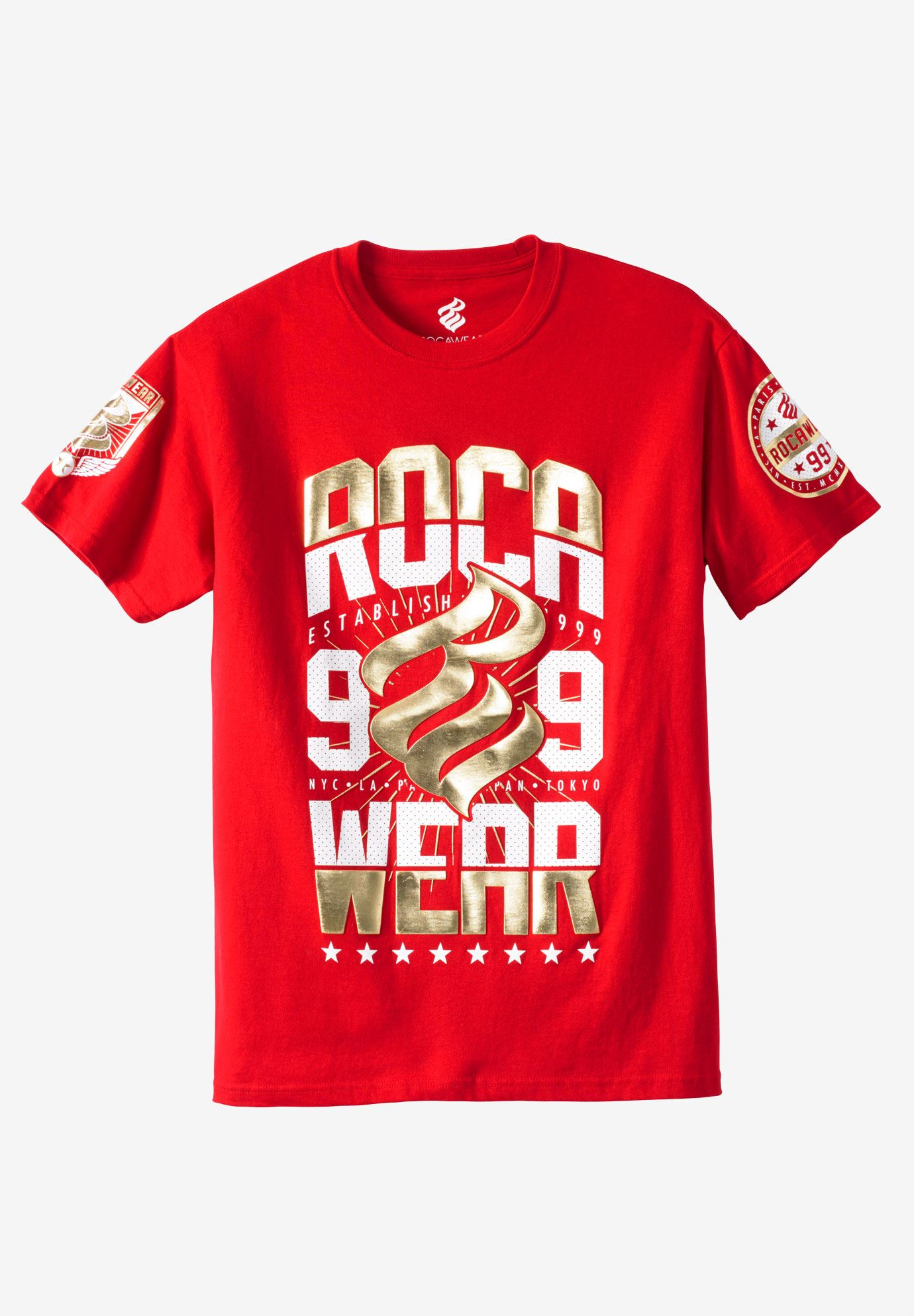 Roc International Graphic Tee by Rocawear®,