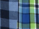 Hanes® 2-Pack Woven Lounge Pants, BLUE GREEN PLAID, swatch
