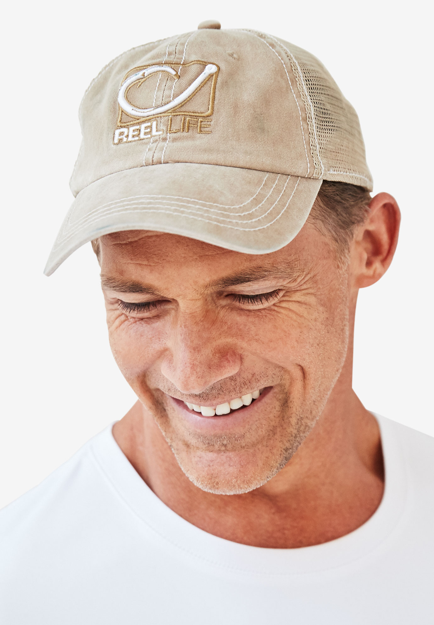 Cap by Reel Life®, SAND