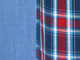 Hanes® 2-Pack Woven Lounge Pants, BLUE RED PLAID, swatch