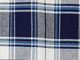 Short-Sleeve Stretch Oxford by Liberty Blues®, NAVY PLAID, swatch