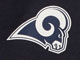 NFL® Side Hit Piped Jersey Short, RAMS, swatch