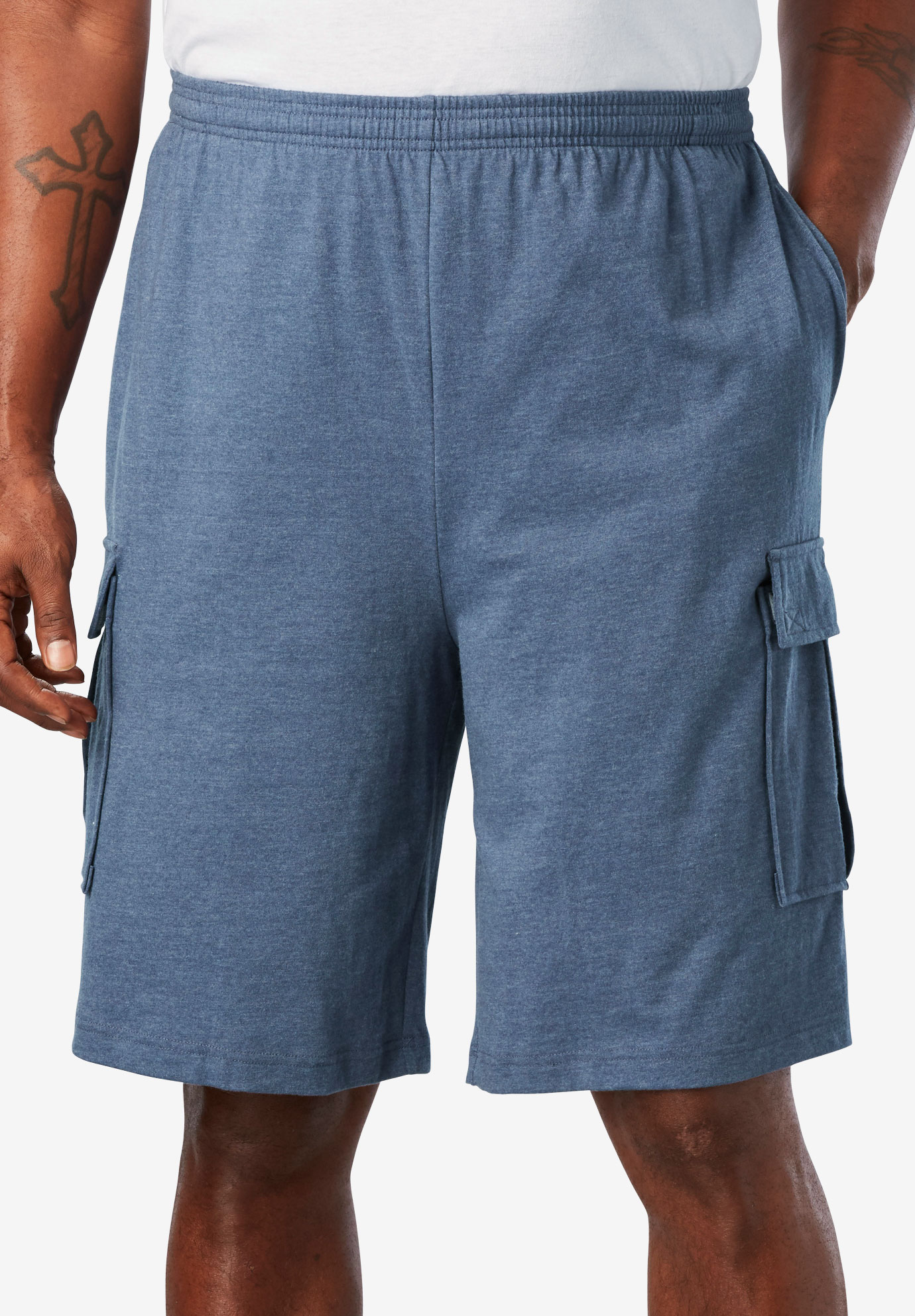 Lightweight Cargo Shorts,