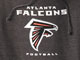 NFL® Critical Victory Pullover Hoodie, FALCONS, swatch