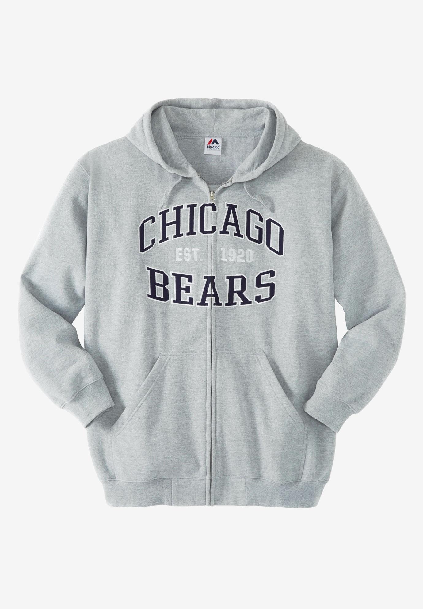 new products fc89b 756fb NFL® Fleece Full-Zip Hoodie