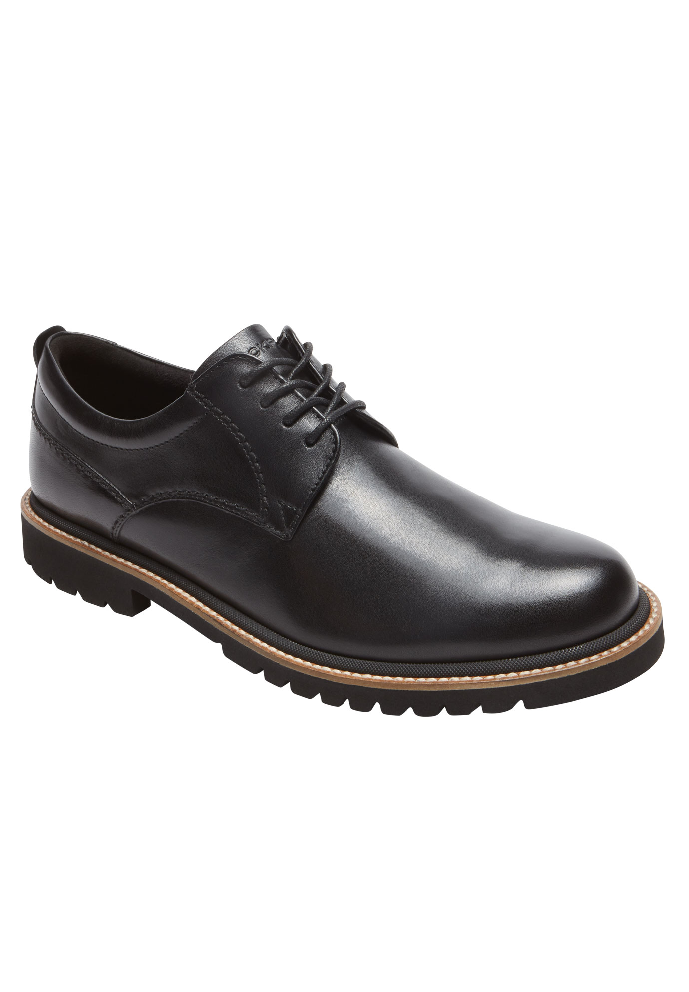 Rockport® Marshall Plain Toe Oxfords,