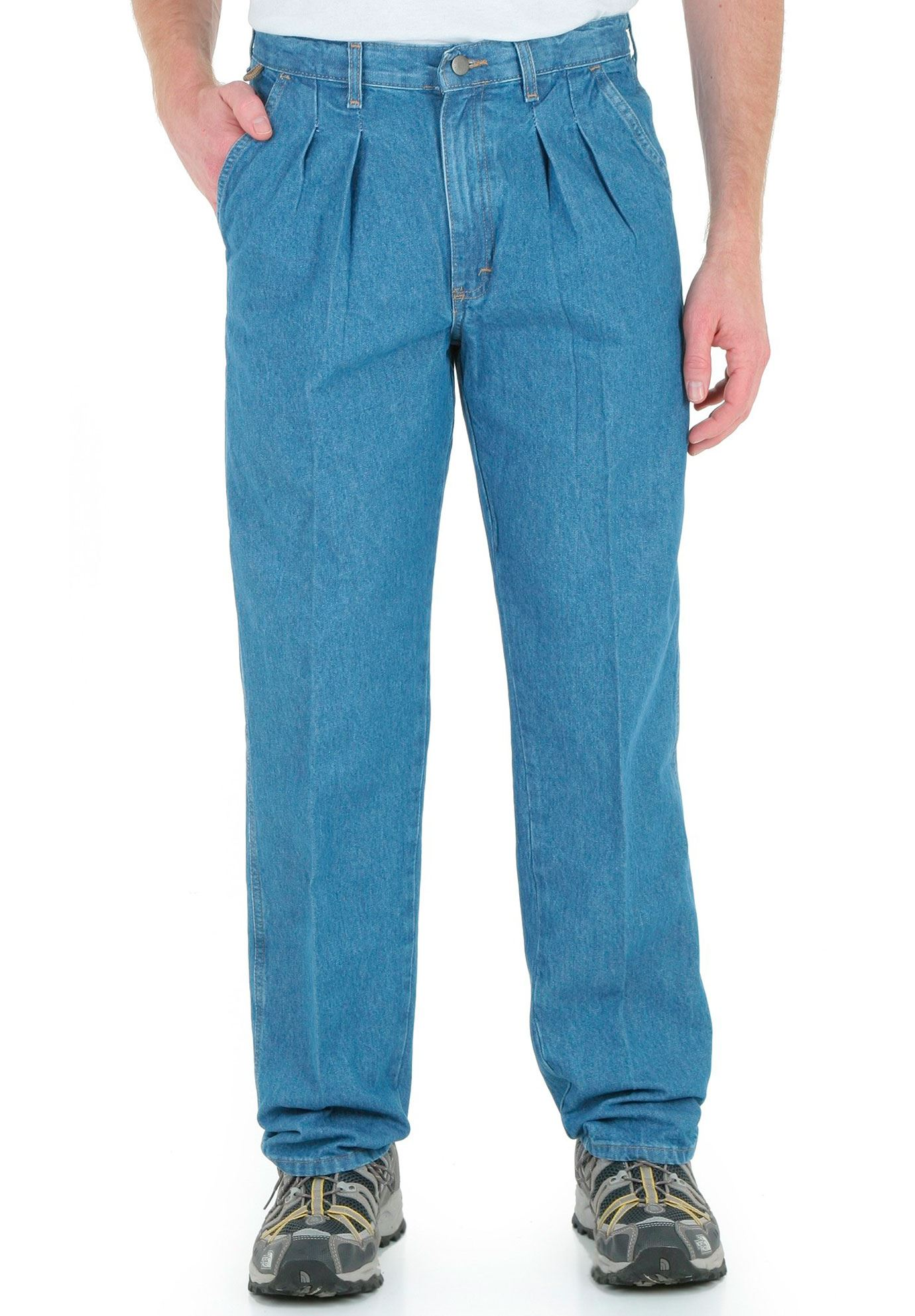 Elastic Waist Jeans by Wrangler®   Plus Size All Jeans ...