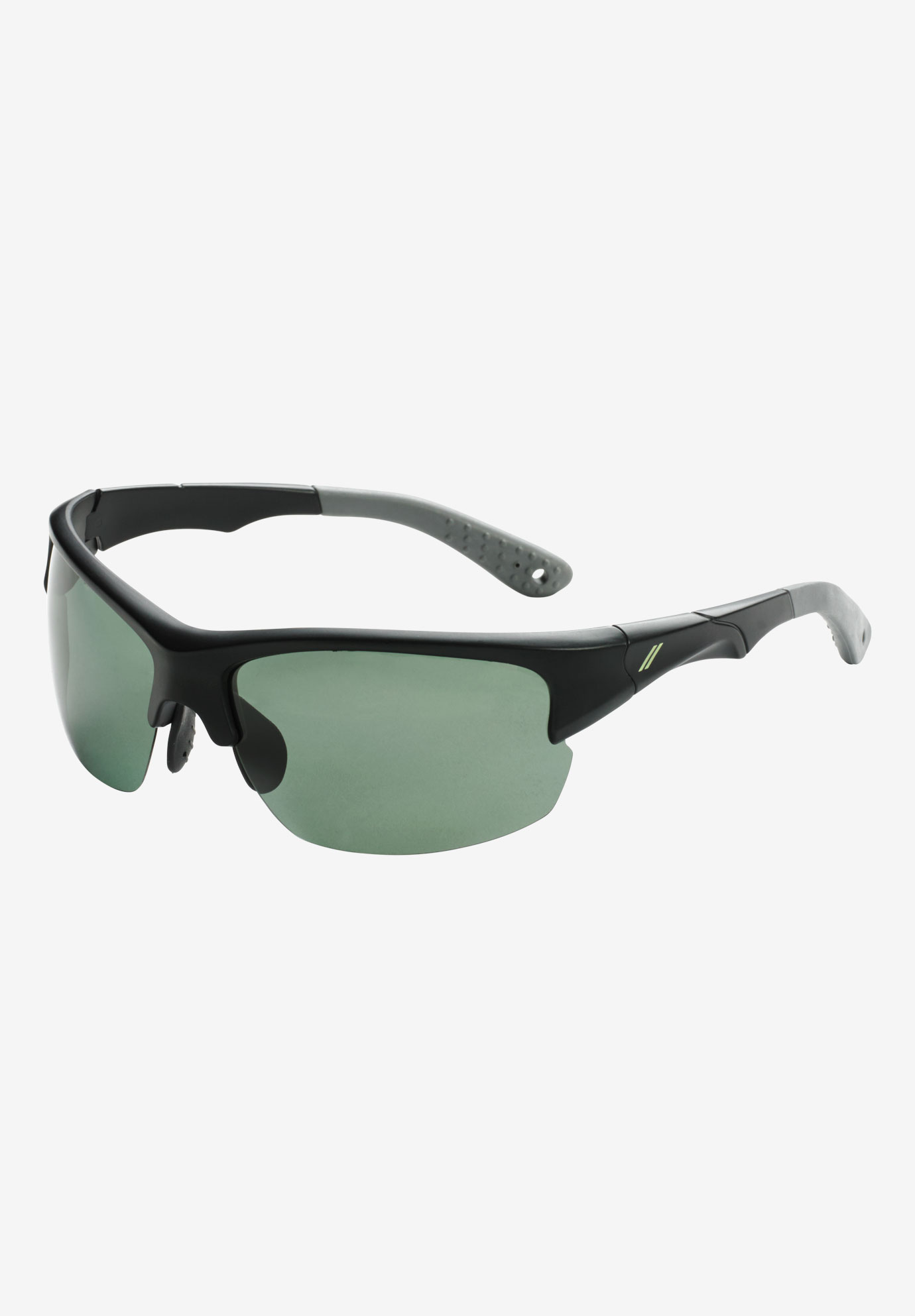 Sunglasses by KS Sport™, BLACK STEEL COLORBLOCK
