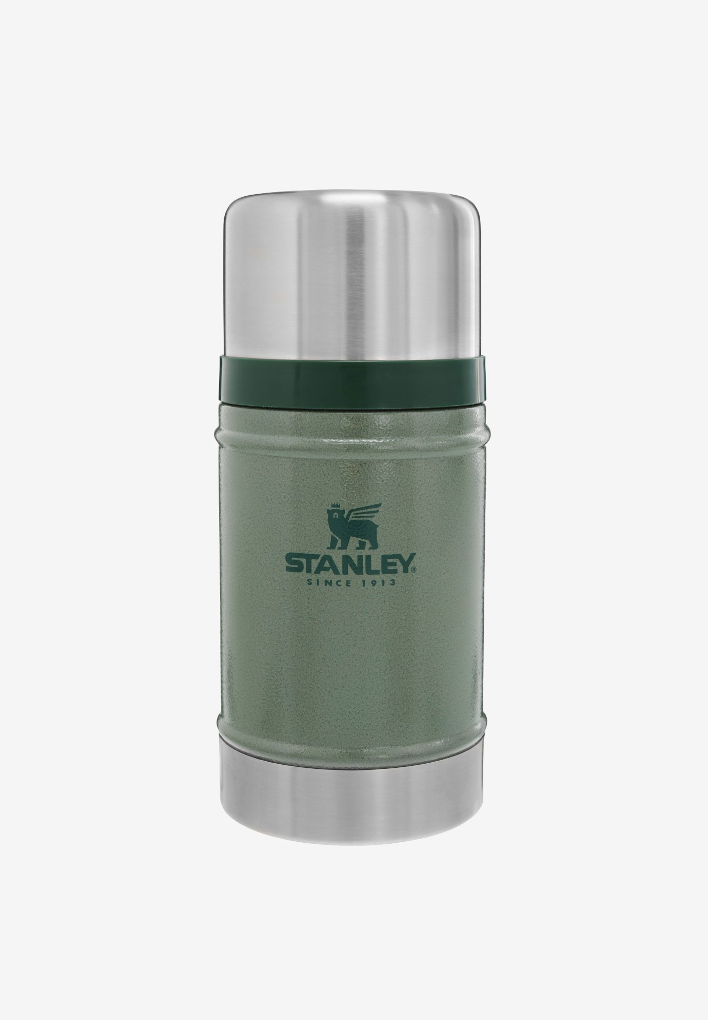 Classic Vacuum Food Jar 24 oz. by Stanley®, HAMMERTONE GREEN