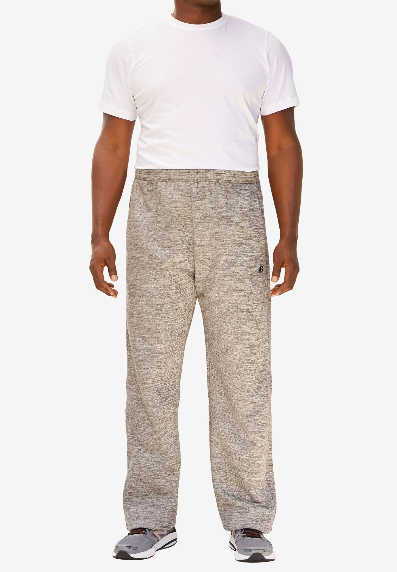 Poly Fleece Sweatpants by Russell Athletic®,
